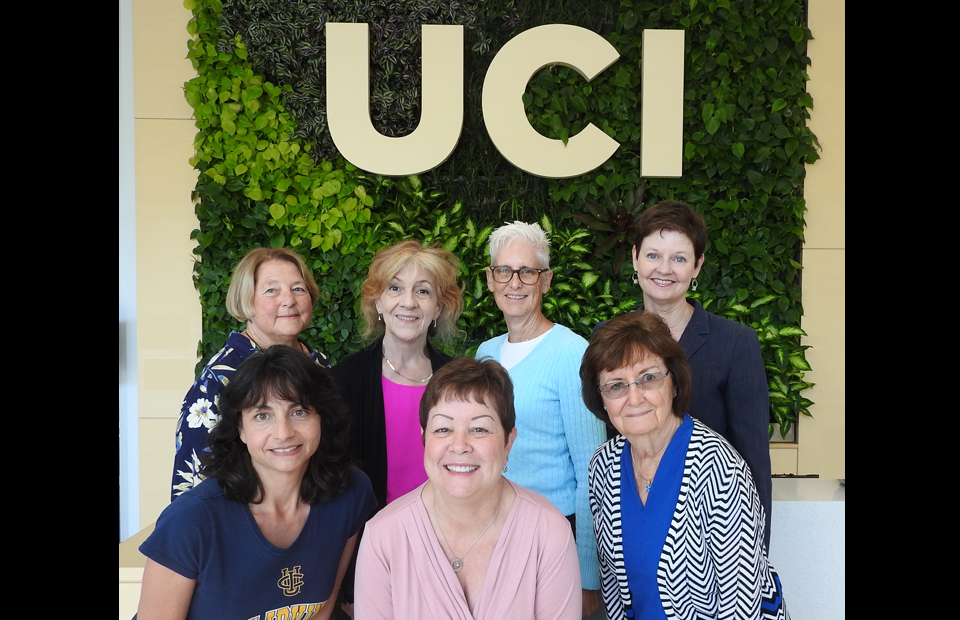 UCI Retirees Association Board Members