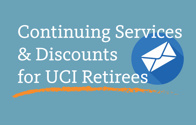Keeping Your UCI email and UCInetID