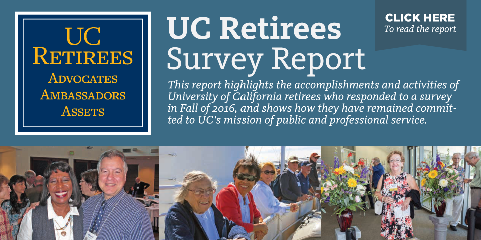 UC Retirees Survey Results