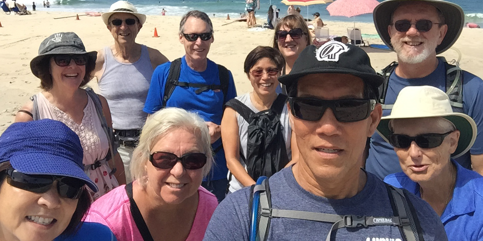 July 11, 2018 HIKE - Chapparosa Park to Salt Creek Beach